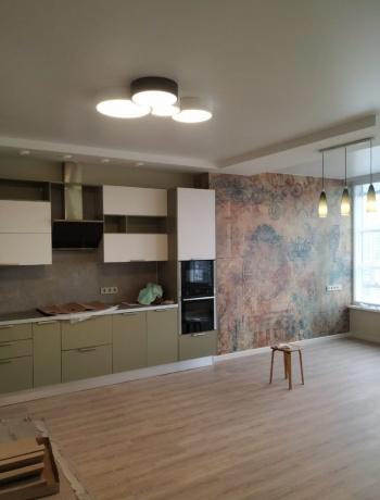 Эксклюзивный ремонт 3-х комнатной квартиры