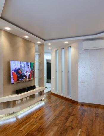 Дизайнерский ремонт квартиры на ул. Кавалерийская