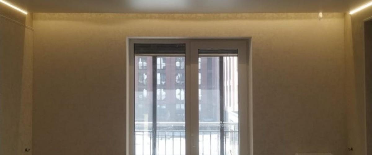 Дизайнерский ремонт 1-ой квартиры